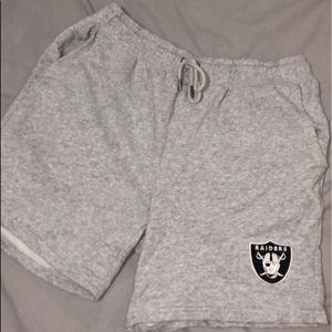 raiders shorts